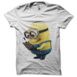 Shirt minion prend des notes pack de 40