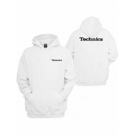 Veste technics brodée blanche