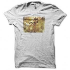 Shirt The Big Lebowski Dude dream blanc pour homme et femme