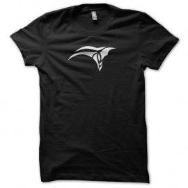 Shirt Stargate Anubis symbol blanc/noir pour homme et femme
