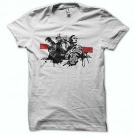 Shirt Sons Of Anarchy version mc family noir/blanc pour homme et femme