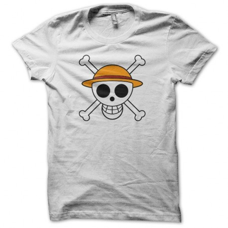 T-shirt one piece blanc