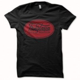 Shirt True Blood logo fangtasia noir pour homme et femme