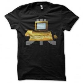Atari STF Shirt introuvable noir pour homme et femme