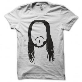 Tee-shirt Breaking Bad Pinkman shirt long hair blanc pour homme et femme