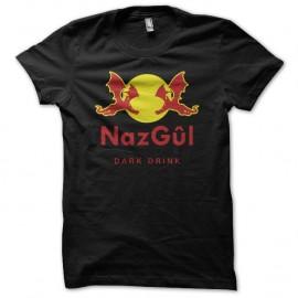 Shirt Nazgul parodie Red Bull noir pour homme et femme