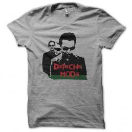Shirt Depeche Mode artwork gris pour homme et femme